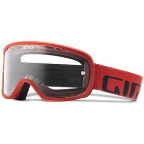 Giro Tempo MTB Goggles red